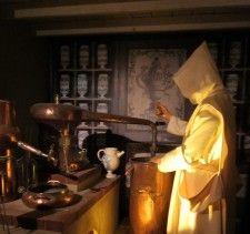 【法國】Chartreuse(法國最有名的草藥酒)修道院&蒸餾酒廠參觀