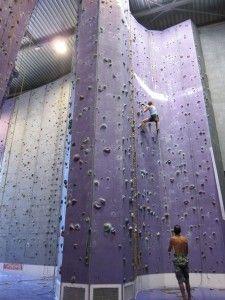Montpellier攀岩館1 – Altissimo Odysseum