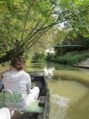 2014.08.22-24 大西洋生蠔之旅-第三天 綠色威尼斯Le Marais Poitevin