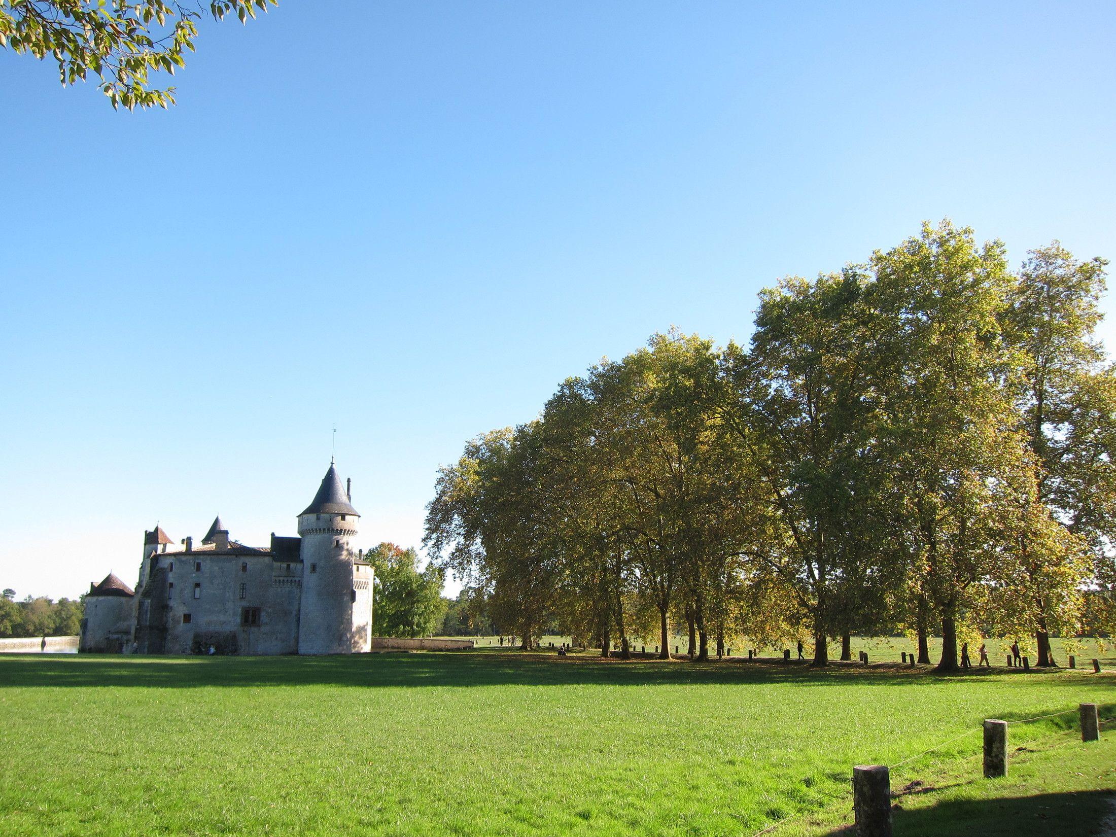 【波爾多】孟德斯鳩的城堡 Château de La Brède