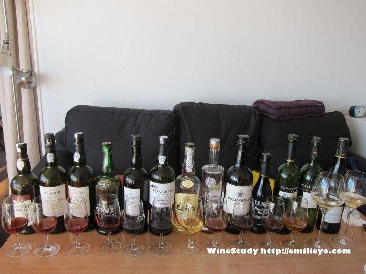 加烈酒(Fortified Wine)多樣的種類&顏色