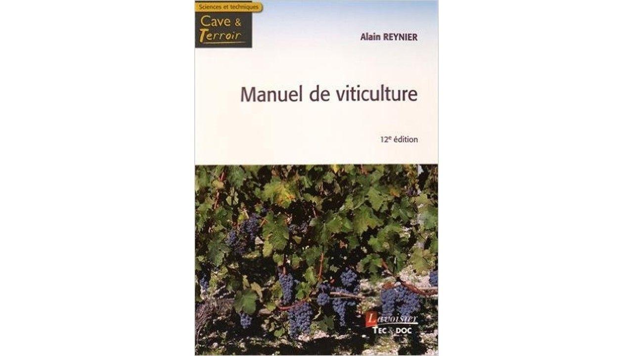 【書】葡萄種植手冊Manuel de viticulture