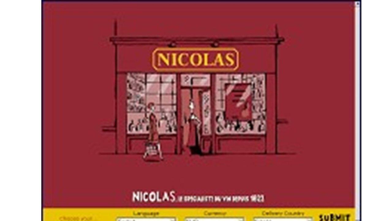 法國酒專實習(2)-法國葡萄酒連鎖店Nicolas