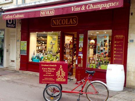 法國酒類專賣連鎖店Nicolas