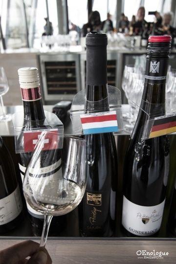 有來自各個國家的葡萄酒可以挑選 :)