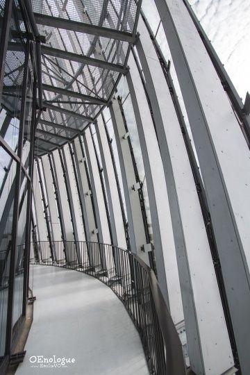 觀景台迴廊。