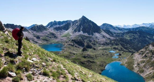 【法國庇里牛斯山】著名登山路線 – Néouvielle 湖群