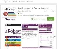 【學法語】我的愛用 手機法文字典 – Dictionnaire Le Robert Mobile