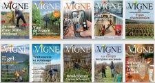 【書】法國酒莊都會買的雜誌La Vigne