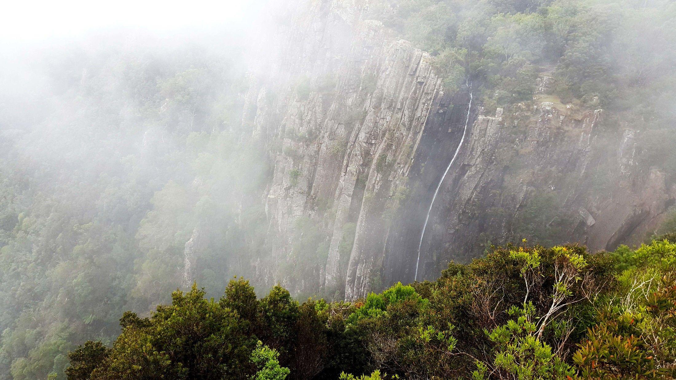 塔斯馬尼亞最高的單一瀑布Ralph Falls