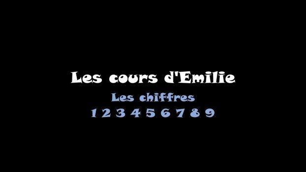 【學法語】法文數字