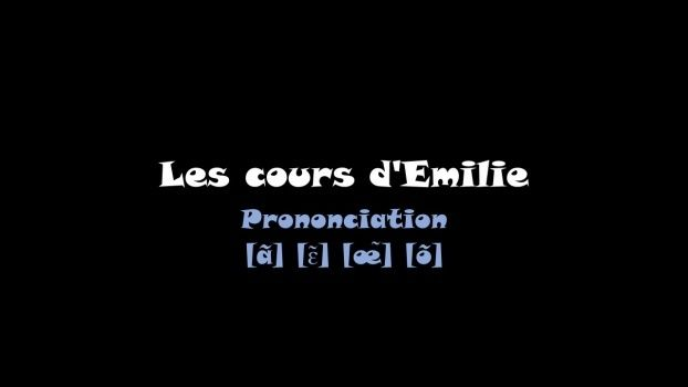 【學法語】法文基礎發音